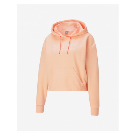 Puma Rebel Sweatshirt Orange