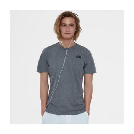 The North Face Redbox T-shirt Für Herren Tnf Medium Grey Heather