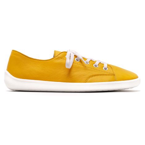 Barefoot Sneakers Be Lenka Prime - Mustard 47