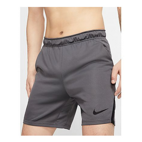 Nike Nike Dri-FIT Herren-Trainingsshorts - Iron Grey/Black/Black - Herren, Iron Grey/Black/Black