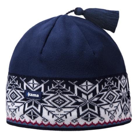 Caps Kama A52 108 dark  blue