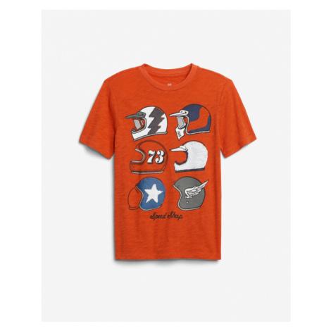 GAP Kinder  T‑Shirt Orange