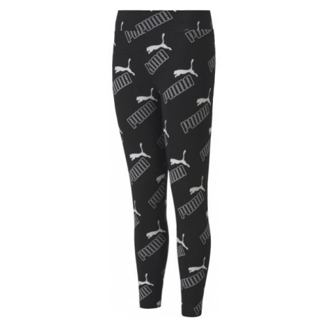 Puma AMPLIFIED LEGGINGS G - Mädchen Leggings