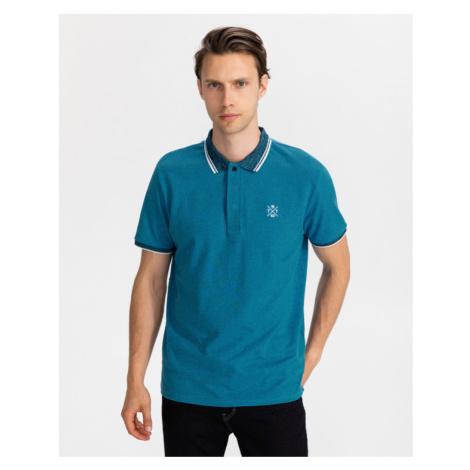 Tom Tailor Poloshirt Blau
