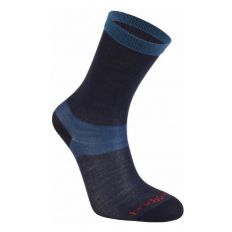Socken Bridgedale Coolmax Liner wom 445 navy