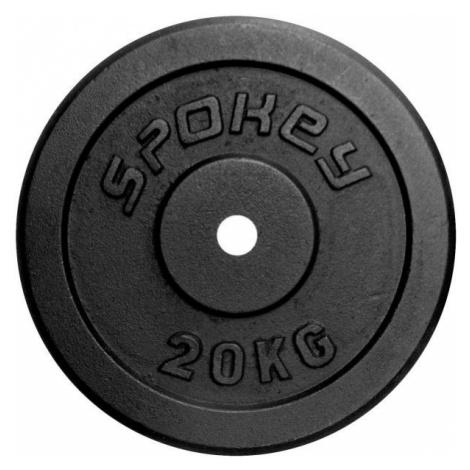 Spokey SINIS 20KG 29MM - Gewichtsscheibe