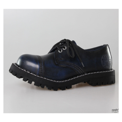 Lederschuhe Frauen - - STEEL - 101/102 Blue