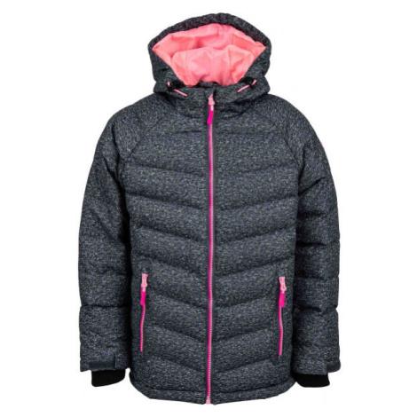 Lewro SHELBY rosa - Kinder Winterjacke