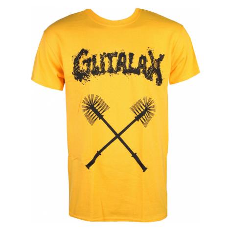 Metal T-Shirt Männer Gutalax - toilet brushes - ROTTEN ROLL REX - ROTT026
