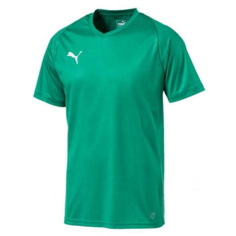 Puma LIGA JERSEY CORE grün - Funktionsshirt für Herren