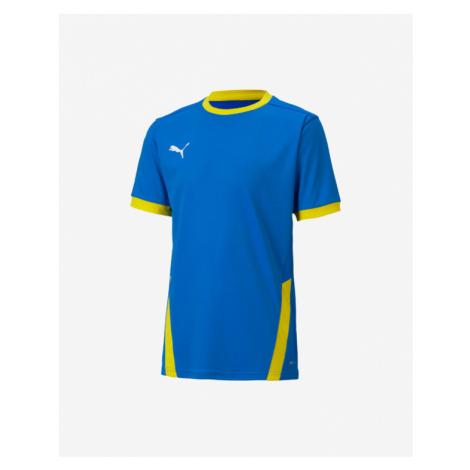 Puma TeamGOAL 23 Kinder  T‑Shirt Blau