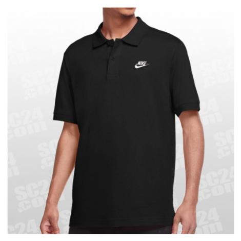 Nike Sportswear Polo schwarz Größe L