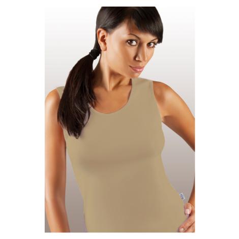 Damen Top & Unterhemd Sara plus beige