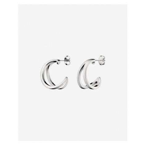 Calvin Klein Ohrringe Silber