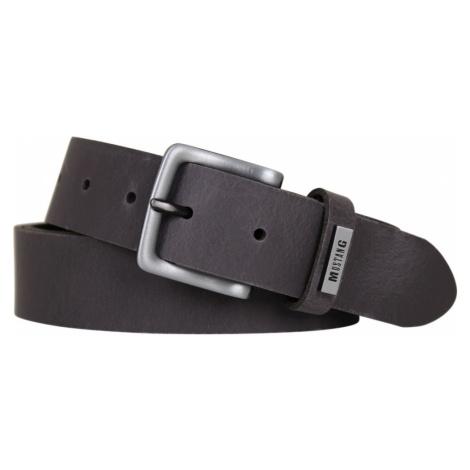 Mustang Herren Ledergürtel Mg2001R01 35Mm Gürtelbreite Leather Belt