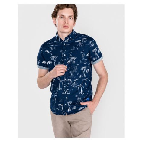 Jack & Jones Ryan Hemd Blau