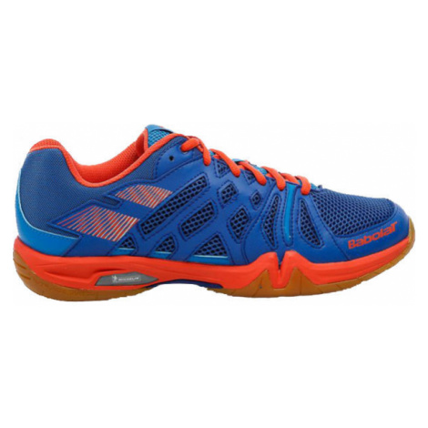 Babolat SHADOW TEAM MEN orange - Herren Badmintonschuhe