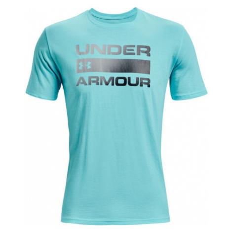 Under Armour UA TEAM ISSUE WORDMARK SS - Herren Shirt