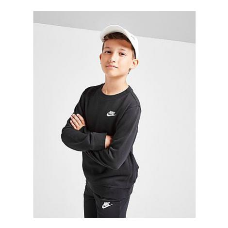 Nike Sportswear Rundhalsshirt Kinder - Kinder, Black/White