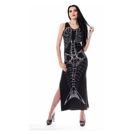 Damen Kleid Heartless - VENLA - SCHWARZ - POI576 XL
