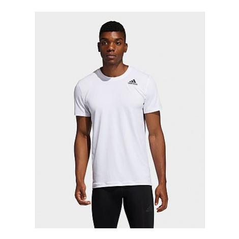 Adidas Techfit Compression T-Shirt - White - Herren, White