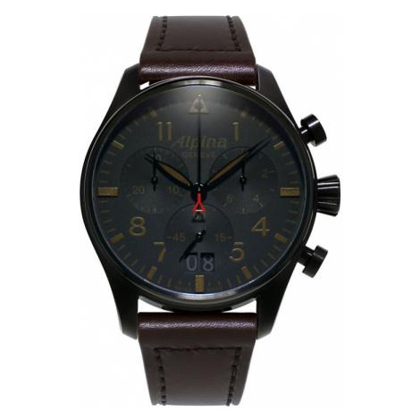 Alpina Chronograph Startimer AL-372BBG4FBS6