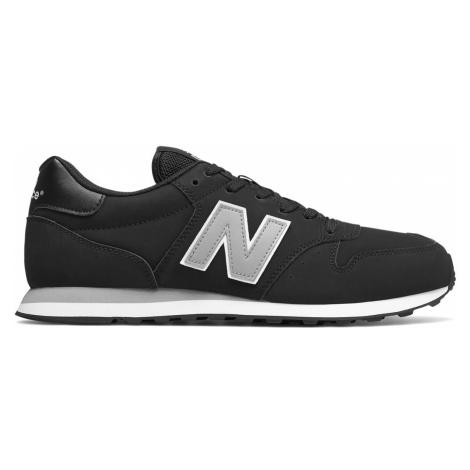 New Balance Herren Sneaker GM500BKG Black Grey Schwarz Grau
