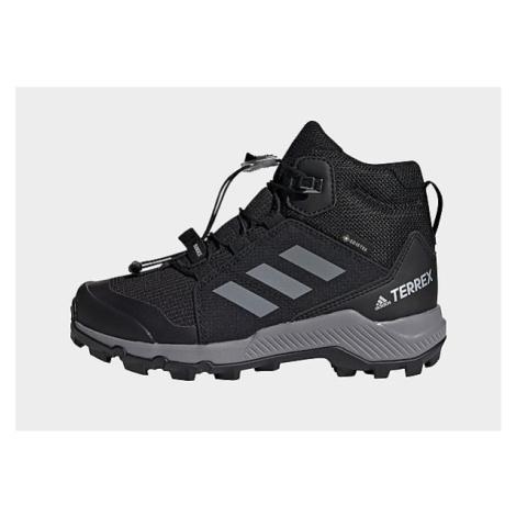 Adidas TERREX Mid GORE-TEX Wanderschuh - Core Black / Grey Three / Core Black, Core Black / Grey