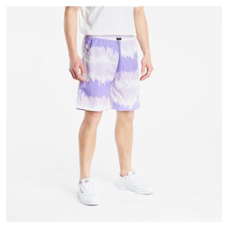 adidas Originals Adventure Archive Printed Woven Shorts Light Purple/ Multicolor