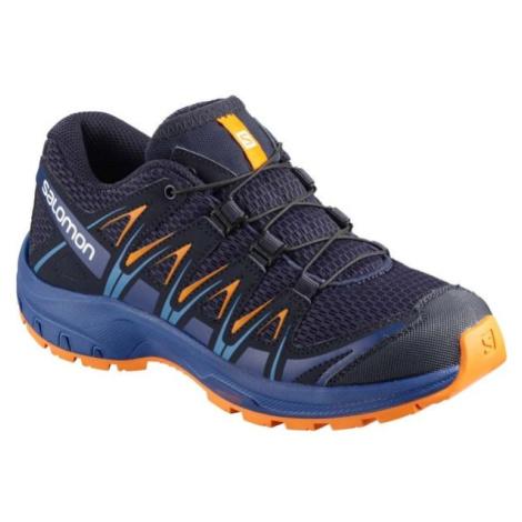 Salomon XA PRO 3D J dunkelblau - Kinder Laufschuhe
