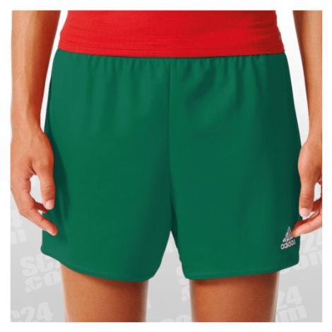 Adidas Parma 16 Long Short Women grün Größe XSL