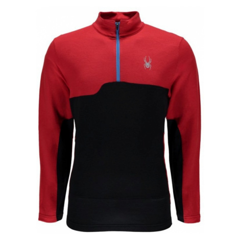 Rollkragen Spyder Pinnacle Merino Half Zip T-Neck 417063-600
