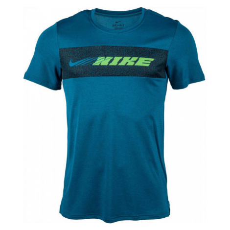 Nike DRI-FIT SUPERSET TQO - Herren Trainingsshirt