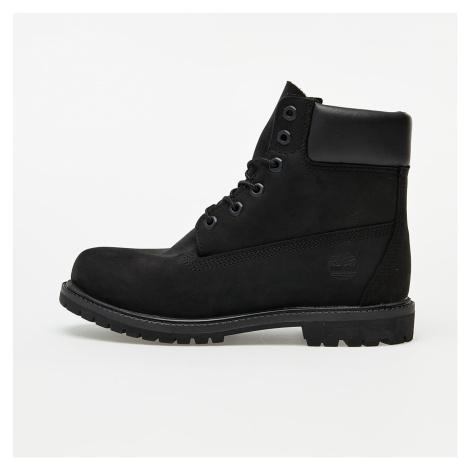 Timberland Premium 6 In Waterproof Boot W Black