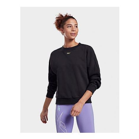 Reebok myt crew sweatshirt - Black - Damen, Black
