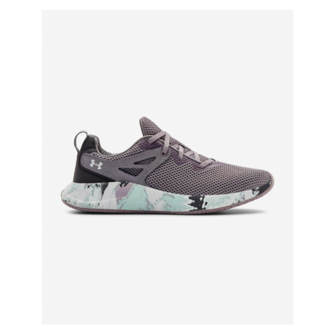 Under Armour Charged Breathe Trainer 2 Marble Tennisschuhe Grau