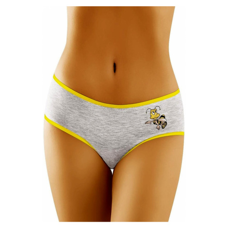 Damen Slips Funny 2503 - včela Wolbar