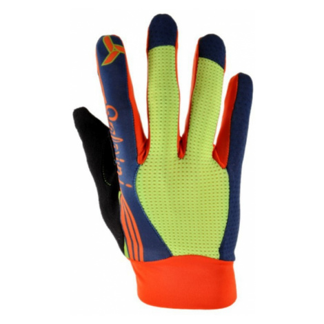 Kinder Handschuhe Silvini CERVO CA1027 marine-orange