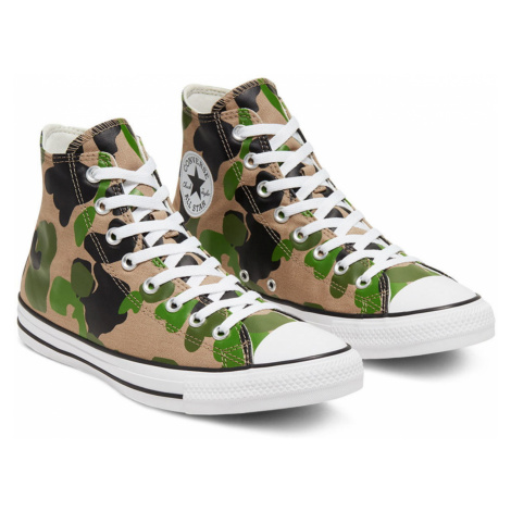 High Top Sneakers Unisex - Chuck Taylor All Star - CONVERSE - 166714C