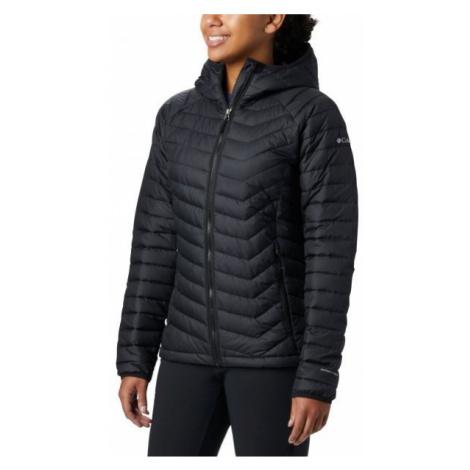 Columbia POWDER LITE HOODED JACKET schwarz - Damen Jacke