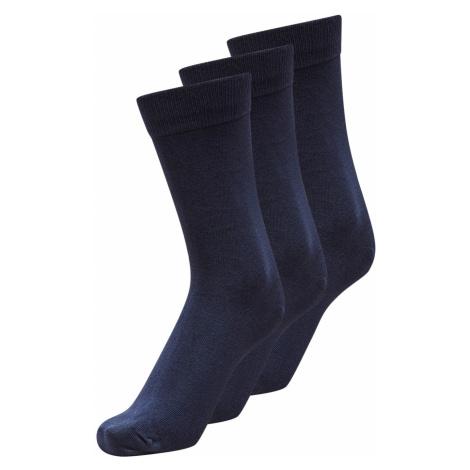 Selected Homme Herren Socken Shd3-Pack Cotton Sock - 3er Pack