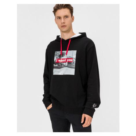 Armani Exchange Sweatshirt Schwarz