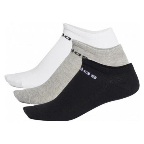 adidas NC LOW CUT 3PP grau - Socken