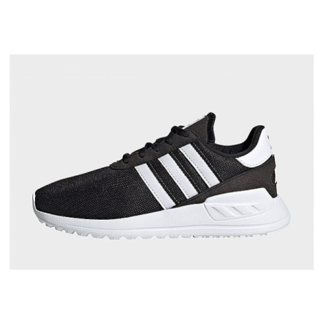 Adidas Originals LA Trainer Lite Schuh - Core Black / Cloud White / Core Black - Kinder, Core Bl
