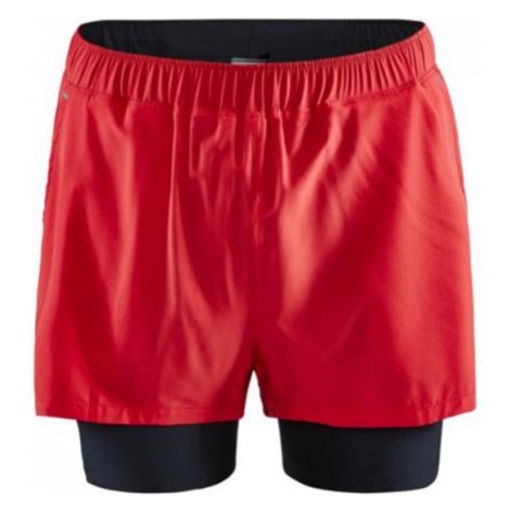 Shorts CRAFT ADV Essence 2v1 1908764-430000 red