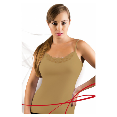 Damen Top & Unterhemd Tosia beige Emili