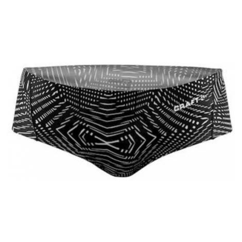Slips CRAFT Erhabenheit Hip 1904193-999995 black mit grau