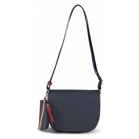 TOM TAILOR Damen Isabel Überschlagtasche Multi-Pocket, lila