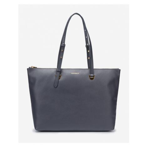 Coccinelle Lea Handtasche Blau Grau