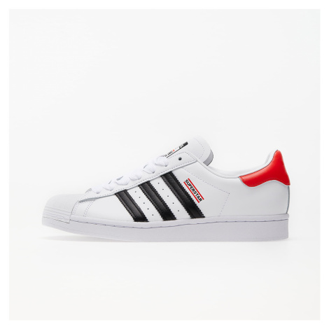 adidas x RUN DMC Superstar 50 Ftw White/ Core Black/ Hi-Res Red